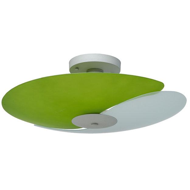 Люстра MW-Light 262010604 Радуга зелён/белый