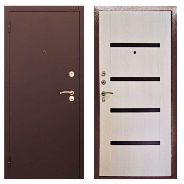 Металлическая дверь Аргус Модерн