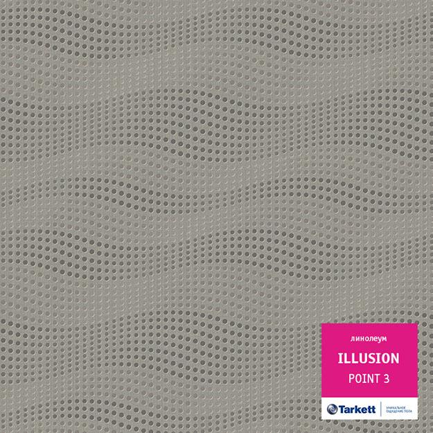 Линолеум Illusion Point 3 (3м)