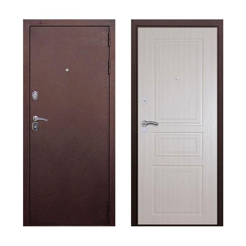 Металлическая дверь Аргус Левзея ЦГ-70